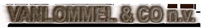 Vanlommel & Co nv Logo